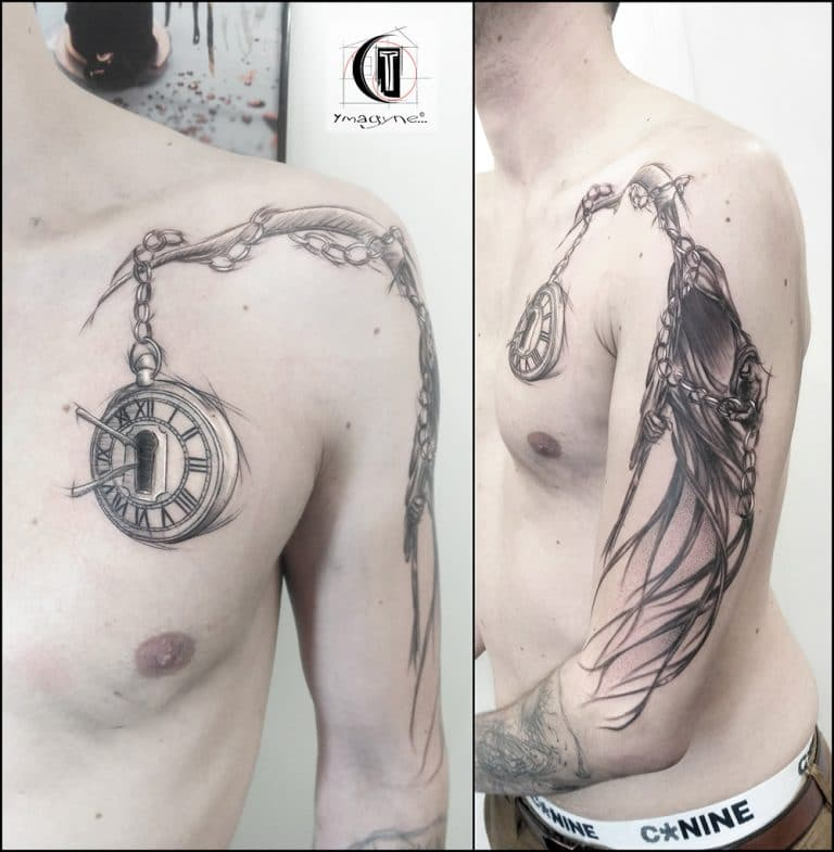 Tattoo Faucheuse
